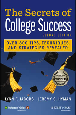 The Secrets of College Success (Professors' Guide)
